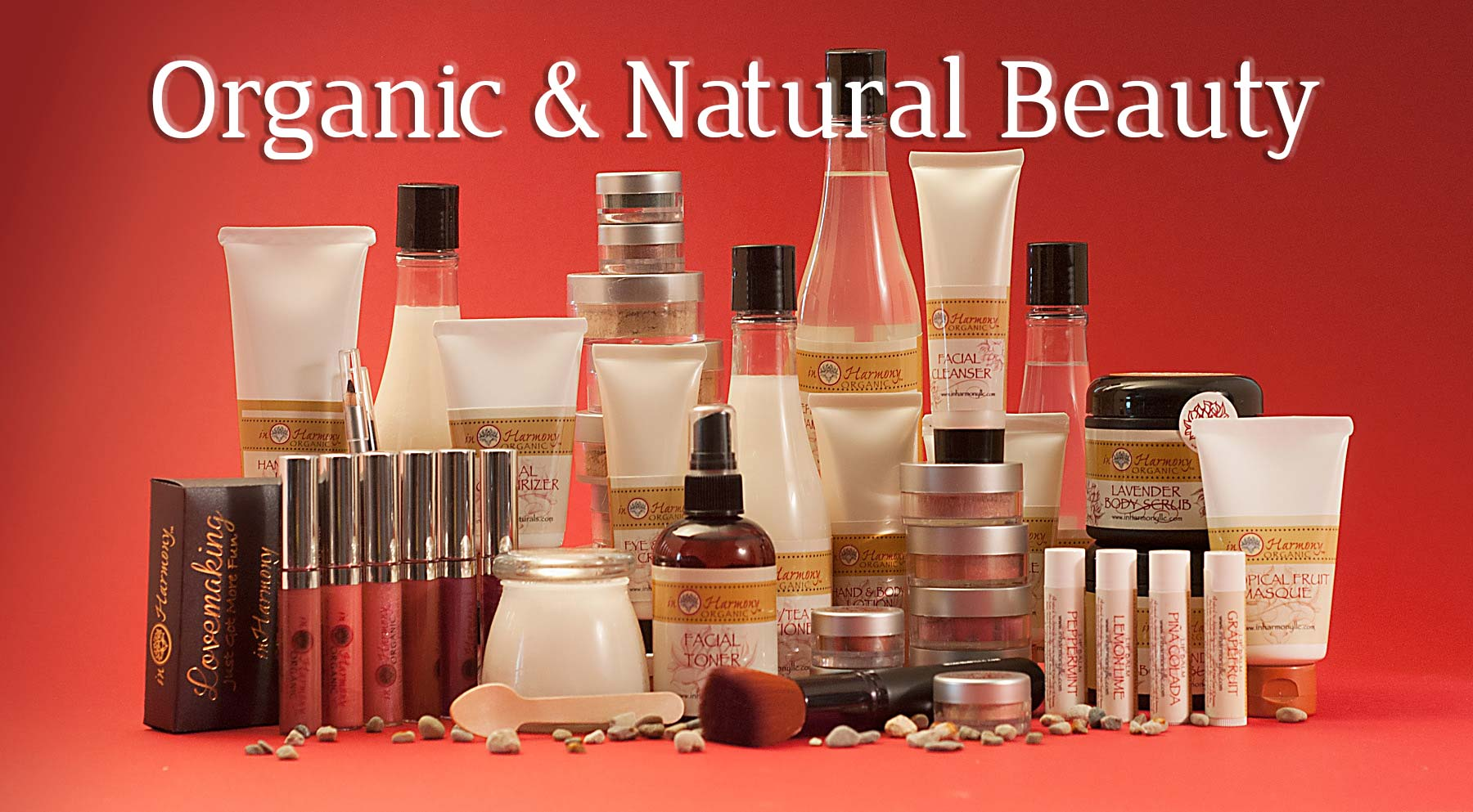 in Harmony naturals product line