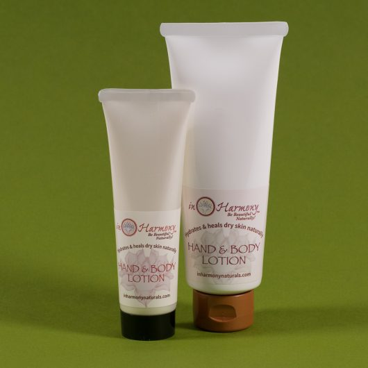 Hand & Body Lotion— 2 sizes