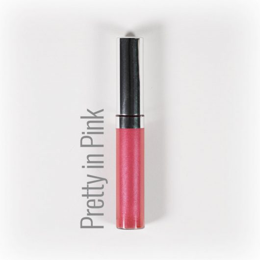 Pretty Pink Lip Gloss